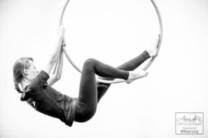 Aerial Hoop (Lyra) classes Charleston SC
