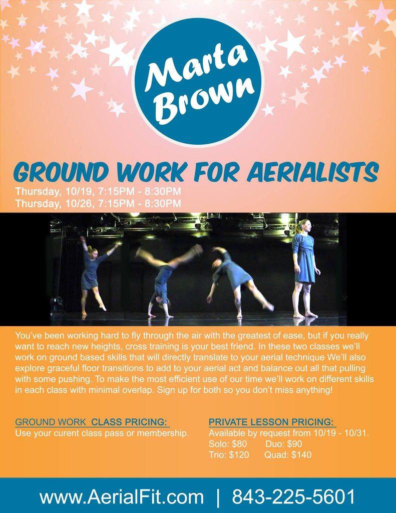 Ground Work for Aerialists