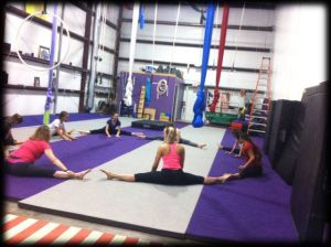 Inside look at Aerial Fit