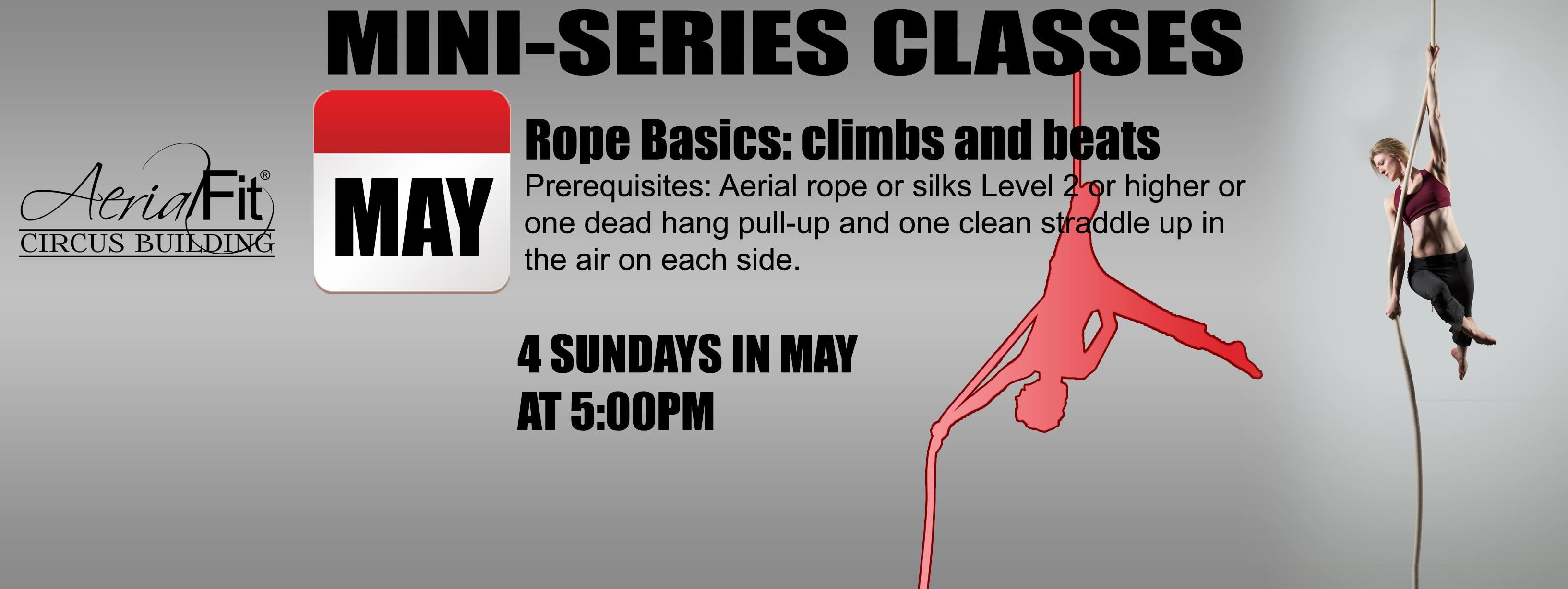 Rope Basics - Climbs and Beats