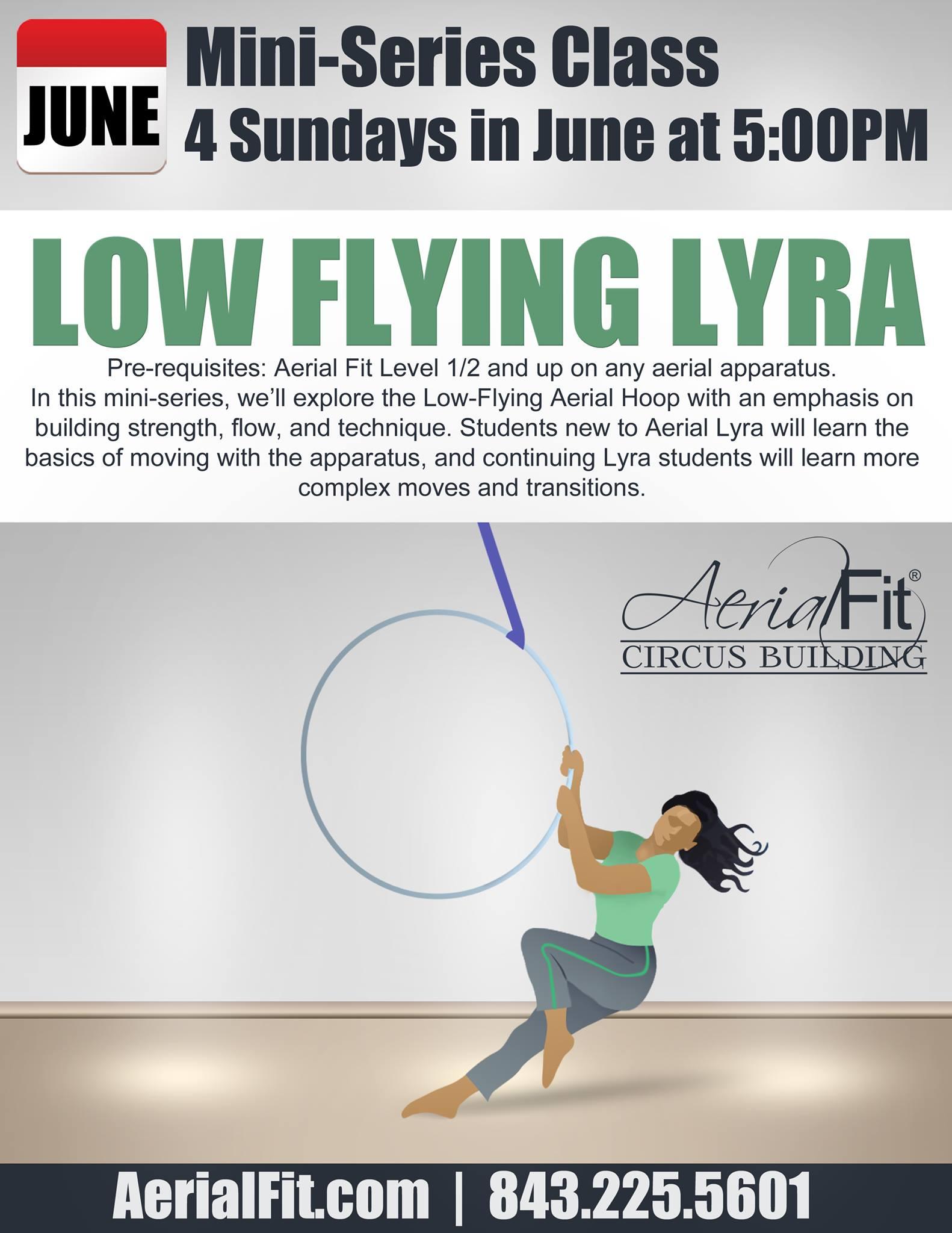 Low Flying Lyra Classes