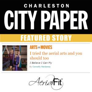 Charleston City Paper Aerial Arts