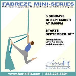 Fabreze, Fabric Trapeze