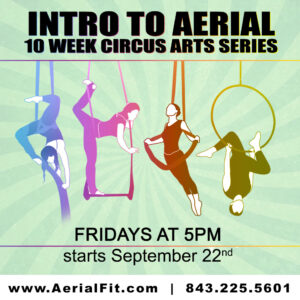 Intro To Aerial Friday Series