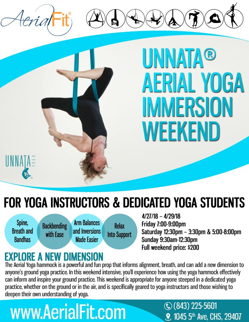 Aerial Yoga Immersion
