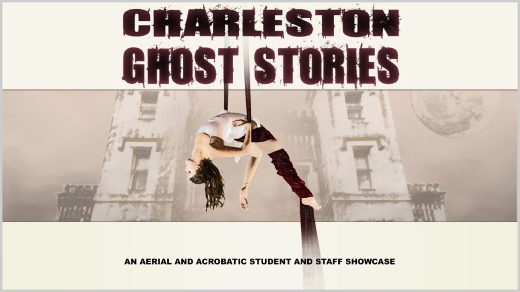 Charleston Ghost Stories Showcase