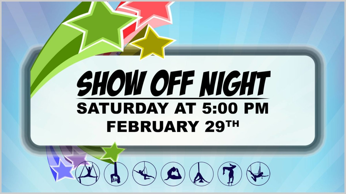 Show Off Night
