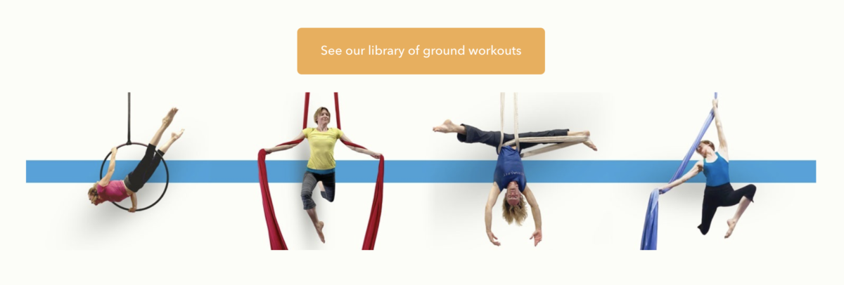 Aerial Fit Ground Workout Library